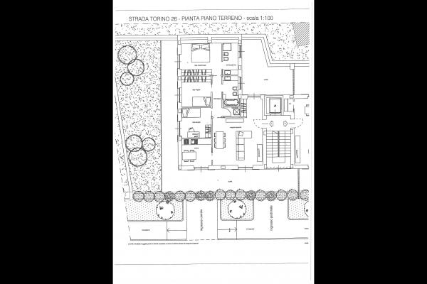 Cantiere str torino gilormo immobiliare for Planimetrie per case di 3000 piedi quadrati